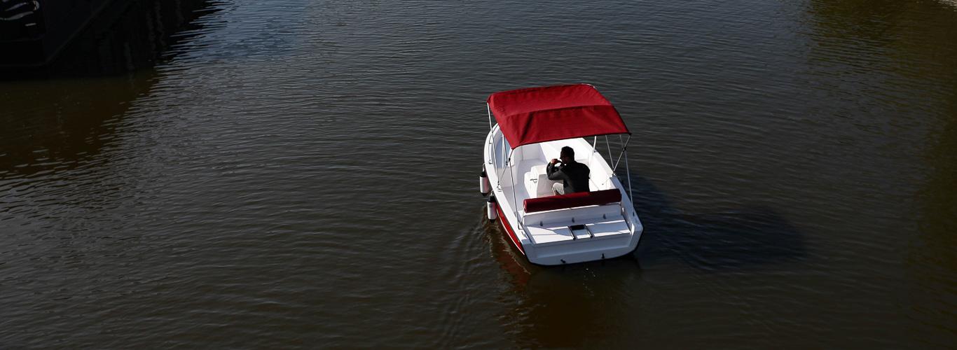 Bateau E-SEA silencieux et respectueux de l'environnement