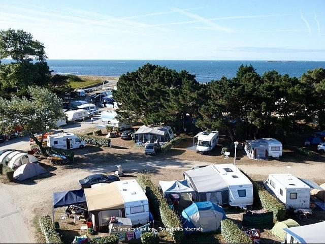 Camping municipale Locmariquer