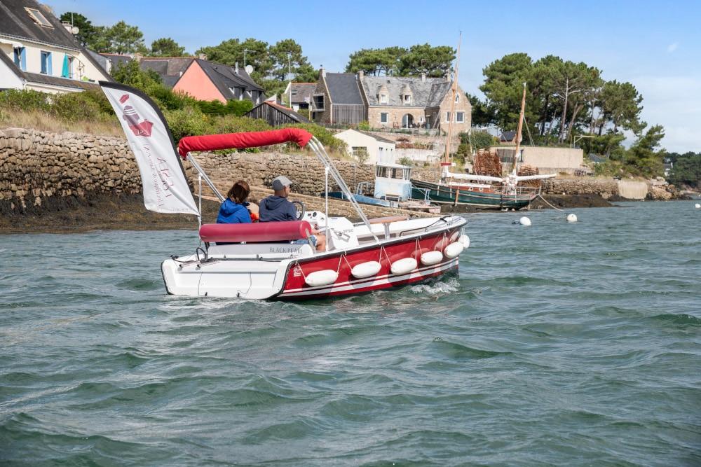 E-SEA bateau électrique